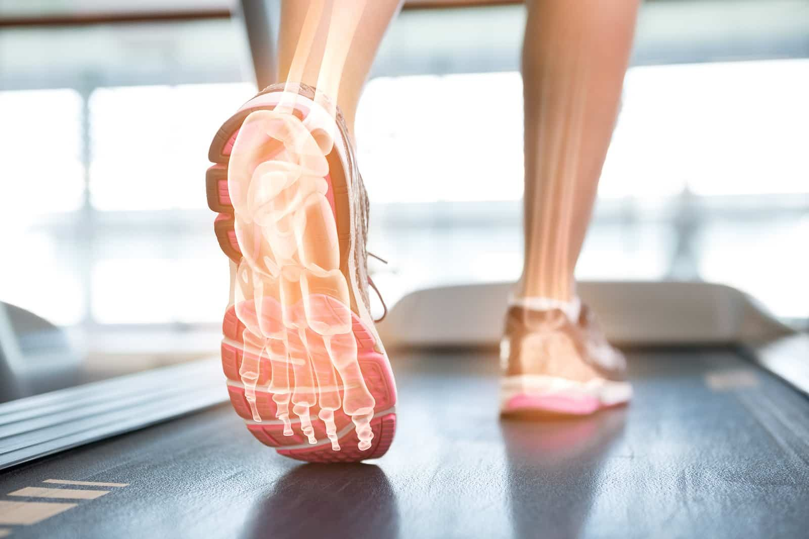 Proper foot biomechanics and prevent unwanted injuries